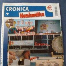 Catálogos y Libros de Monedas: CRONICA NUMISMATICA - Nº 152- OCTUBRE 2003. Lote 23278742