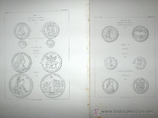 Catálogos y Libros de Monedas: EDICION ORIGINAL AÑO 1884.MEDALLAS PROCLAMACIONES Y JURAS DE REYES DE ESPAÑA POR ADOLFO HERRERA.MADR - Foto 2 - 27027469