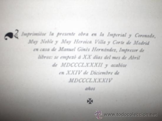 Catálogos y Libros de Monedas: EDICION ORIGINAL AÑO 1884.MEDALLAS PROCLAMACIONES Y JURAS DE REYES DE ESPAÑA POR ADOLFO HERRERA.MADR - Foto 4 - 27027469
