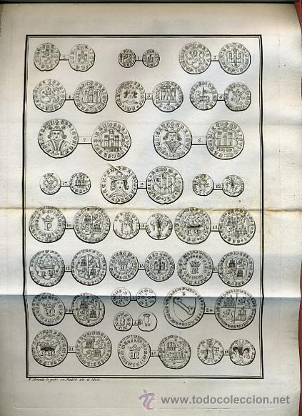 Catálogos y Libros de Monedas: LIBRO NUMISMATICA, MONEDAS DE ENRIQUE IV, 1805, DEMOSTRACION HISTORICA VERDADERO VALOR EN CASTILLA - Foto 3 - 27561361