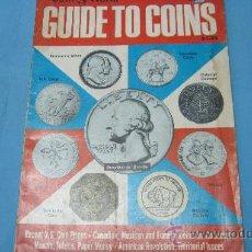 Catálogos y Libros de Monedas: CATALOGO GUIDE TO COINS COIN WORLD. Lote 27924341