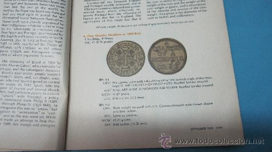 Catálogos y Libros de Monedas: ANTIGUO CATALOGO DE MONEDAS - Foto 2 - 27924579
