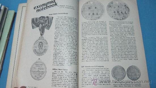 Catálogos y Libros de Monedas: ANTIGUO CATALOGO DE MONEDAS - Foto 3 - 27924579