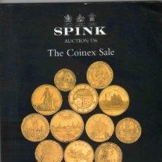 Catálogos y Libros de Monedas: CATALOGO DE MONEDAS SPINK. AÑO 1999. COLECCION ITALIANA LUMA.. Lote 28121847