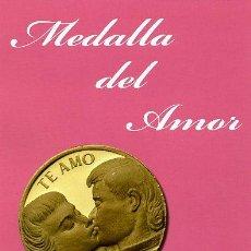Catálogos y Libros de Monedas: FOLLETO NUMISMATICA IBERICA - MEDALLA DEL AMOR -. Lote 28136629