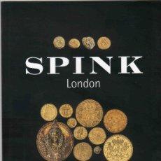 Catálogos y Libros de Monedas: CATALOGO DE MONEDAS SPINK. AÑO 2002. LISTA DE PRECIOS EN EL INTERIOR. . Lote 28149427