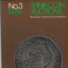 Catálogos y Libros de Monedas: CATALOGO DE MONEDAS SPINK. AÑO 1979.. Lote 28149921