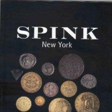 Catálogos y Libros de Monedas: CATALOGO DE MONEDAS SPINK. AÑO 2000.. Lote 28160117