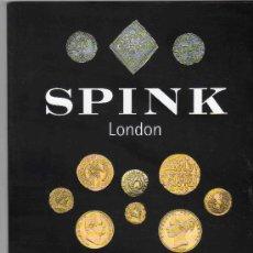 Catálogos y Libros de Monedas: CATALOGO DE MONEDAS SPINK. AÑO 2000. MONEDAS INGLESAS, ISLAMICAS Y EXTRANJERAS.. Lote 28160592