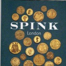 Catálogos y Libros de Monedas: CATALOGO DE MONEDAS SPINK. AÑO 2001. . Lote 28160743