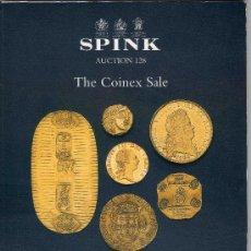 Catálogos y Libros de Monedas: CATALOGO DE MONEDAS SPINK. AÑO 1998. LISTA DE PRECIOS EN EL INTERIOR.. Lote 28161796