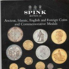 Catálogos y Libros de Monedas: CATALOGO DE MONEDAS SPINK. AÑO 2000. . Lote 28161888