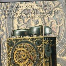 Catálogos e Livros de Moedas: CATALOGO DE SUBASTAS SOTHEBY´S. AÑO 1997.. Lote 28181472