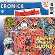 Catálogos y Libros de Monedas: REVISTA CRONICA NUMISMATICA. AÑO 2003. NUMERO 144.. Lote 28268751