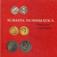 Catálogos y Libros de Monedas: CATALOGO DE SUBASTA NUMISMATICA. AÑO 1977. PRECIOS REALIZADOS.. Lote 28340735