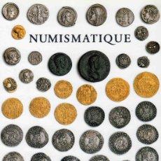 Catálogos y Libros de Monedas: CATALOGO DE MONEDAS SUBASTA NUMISMATIQUE. AÑO 1997. PRECIOS REALIZADOS. . Lote 28403510
