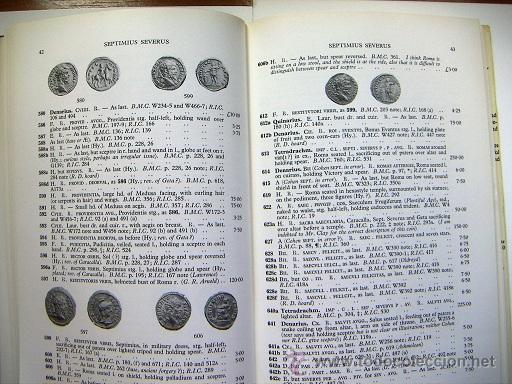 Catálogos y Libros de Monedas: Roman Silver Coins Seaby vol.3 - Foto 3 - 31656784