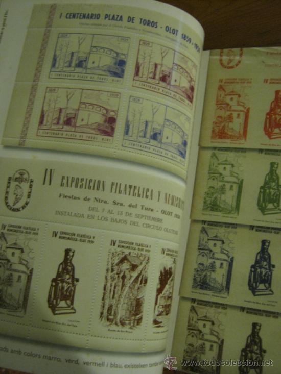 Catálogos y Libros de Monedas: Les emissions Commemoratives del Cercle Filatèlic,Numismàtic i Col·leccionisme d´OLOT/ 2007/1ª Edi. - Foto 3 - 32169851