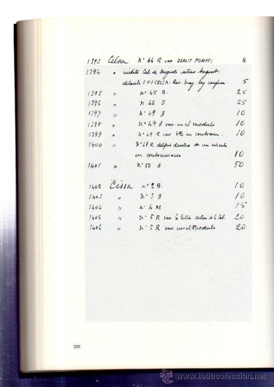 Catálogos y Libros de Monedas: ALBUM DE LA ANTIGUA COLECCIÓN SANCHEZ DE LA COTERA DE MONEDA IBERO-ROMANA, MADRID 1986 - Foto 3 - 32335918