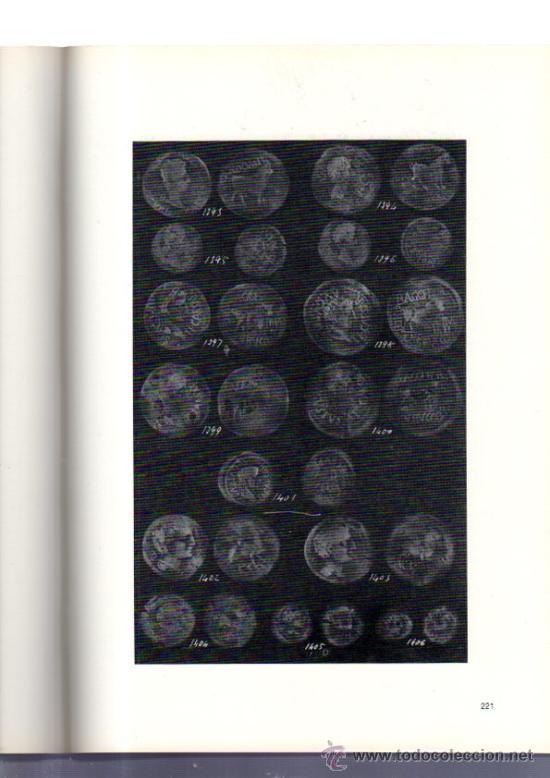 Catálogos y Libros de Monedas: ALBUM DE LA ANTIGUA COLECCIÓN SANCHEZ DE LA COTERA DE MONEDA IBERO-ROMANA, MADRID 1986 - Foto 4 - 32335918