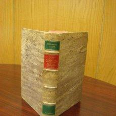 Catálogos y Libros de Monedas: CATÁLOGO DE LOS PONDERALES MONETARIOS DEL MUSEO ARQUEOLÓGICO NACIONAL, 1934.. Lote 32494890