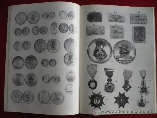 Catálogos y Libros de Monedas: ARCANOS. SUBASTA 19 DE MARZO DE 1992. EN SALA Y POR CORREO. MONEDAS. JOSE Mª ALEDON. TDKR27 - Foto 2 - 32735952