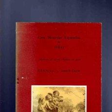 Catálogos y Libros de Monedas: CATALOGO MONEDAS. CIEN MONEDAS ESPAÑOLAS DE ORO. G.I.A.N. Y JUAN R. CAYON. 1976. . Lote 33393753
