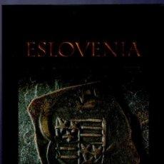 Catálogos y Libros de Monedas: CATALOGO MONEDAS. ESLOVENIA. LAS MONEDAS EN LA HISTORIA. SEVILLA, 1994.. Lote 33394328