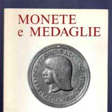 Cataloghi e Libri di Monete: CATALOGO MONEDAS, MEDALLAS. KUNST UND MUNZEN A.G. MONETE E MEDAGLIE. ASTA XXIX. 1993.. Lote 33410886