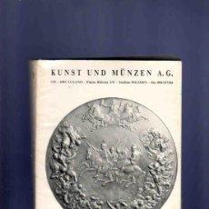 Cataloghi e Libri di Monete: CATALOGO MONEDAS, MEDALLAS. KUNST UND MUNZEN A.G. LISTINO N. 64. 1990.. Lote 33410985