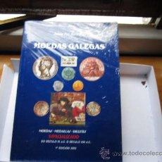 Catálogos y Libros de Monedas: MOEDAS GALEGAS JAIME PAZ. Lote 66477819