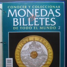 Catálogos y Libros de Monedas: CONOCER Y COLECCIONAR MONEDAS Y BILLETES DE TODO EL MUNDO. FASCÍCULO 2. ESLOVENIA. AÑO 1994.. Lote 33811432