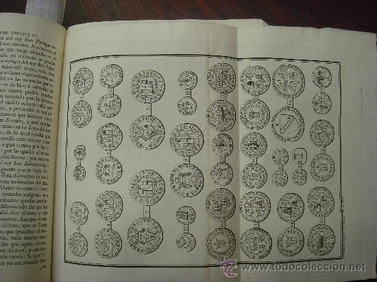 Catálogos y Libros de Monedas: DEMOSTRACIÓN HISTÓRICA DEL VALOR DE LAS MONEDAS 1805 - Foto 4 - 32169146
