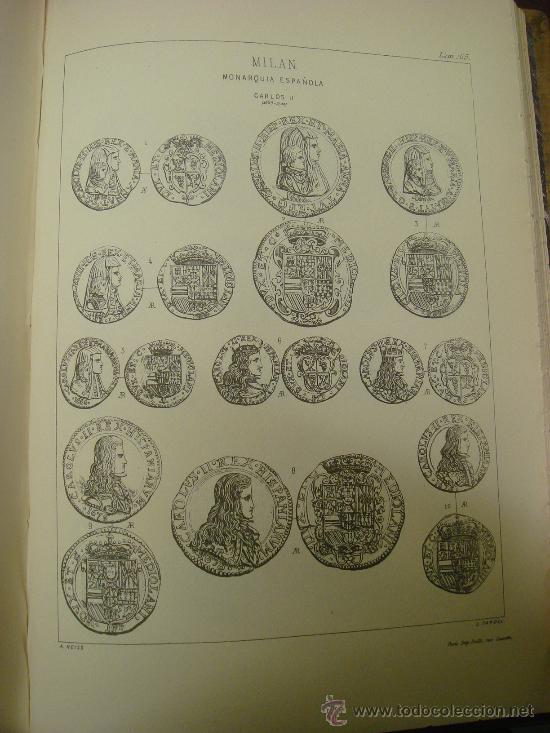 Catálogos y Libros de Monedas: DESCRIPCION GENERAL DE LAS MONEDAS HISPANO-CRISTIANAS 1962 3 Tomos - Foto 2 - 32169271