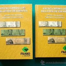 Catálogos y Libros de Monedas: ENCICLOPEDIA DE BILLETES DE ESPAÑA, ANDORRA, CUBA, FILIPINAS, PUERTO RICO Y SANTO DOMINGO - 2006 . Lote 35237507