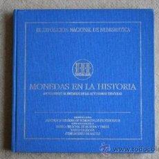 Catálogos y Libros de Monedas: MONEDAS EN LA HISTORIA. ANTECEDENTES MONETARIOS EN LAS AUTONOMÍAS ESPAÑOLAS.. Lote 35548068
