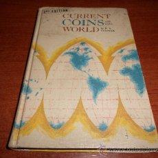 Catálogos y Libros de Monedas: CATÁLOGO MONEDAS CURRENT COINS OF THE WORLD 1970. Lote 36139812