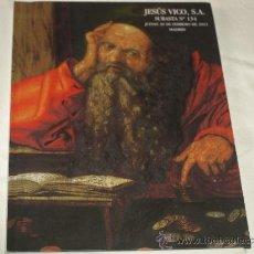 Catálogos y Libros de Monedas: CATALOGO SUBASTA Nº 134 JESUS VICO. 28 FEBRERO 2013.. Lote 36799281