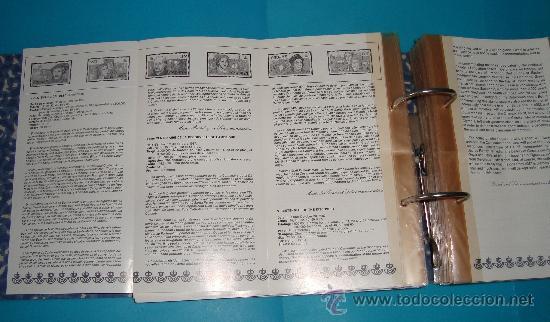 Catálogos y Libros de Monedas: CATALOGO COLECCION CON 220 FASCICULOS EXPLICATIVOS DE LAS EMISIONES DE SELLOS DE ESPAÑA, 1982 A 1990 - Foto 6 - 36837121