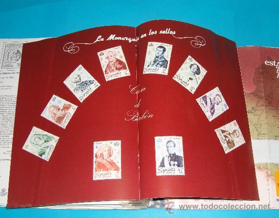 Catálogos y Libros de Monedas: CATALOGO COLECCION CON 220 FASCICULOS EXPLICATIVOS DE LAS EMISIONES DE SELLOS DE ESPAÑA, 1982 A 1990 - Foto 12 - 36837121