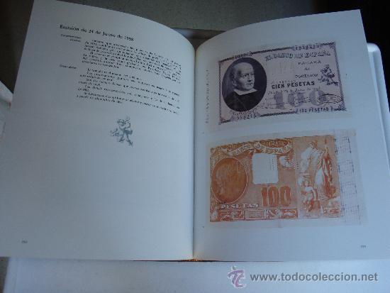 Catálogos y Libros de Monedas: LOS BILLETES DEL BANCO DE ESPAÑA 1782-1979 - Foto 2 - 36898351