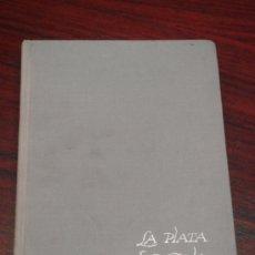 Catálogos y Libros de Monedas: LA PLATA ESPAÑOLA. ACUÑACIONES A PARTIR DE FERNANDO VI. EDICIÓN NUMERADA. EJEMPLAR Nº 543/2000. Lote 37037899