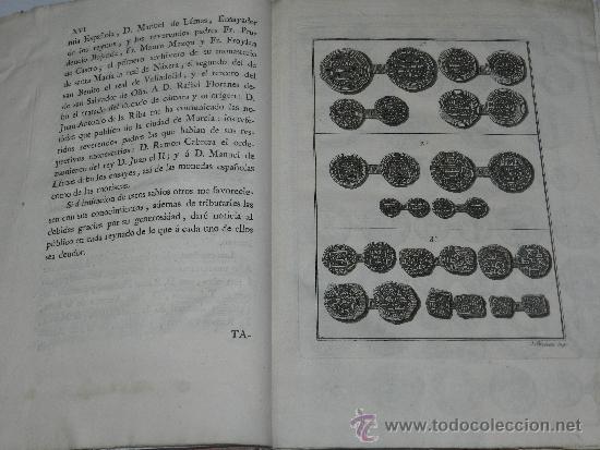 Catálogos y Libros de Monedas: (M-22) FRAY LICINIANO SAEZ - DEMOSTRACION HISTORICA DEL VALOR DE TODAS LAS MONEDAS EN CASTILLA - Foto 2 - 37690416