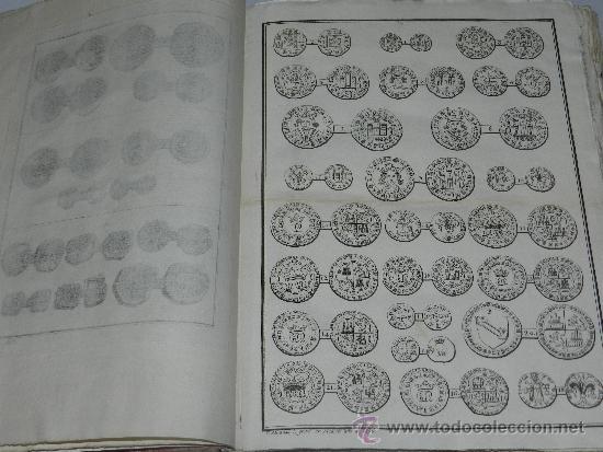 Catálogos y Libros de Monedas: (M-22) FRAY LICINIANO SAEZ - DEMOSTRACION HISTORICA DEL VALOR DE TODAS LAS MONEDAS EN CASTILLA - Foto 3 - 37690416