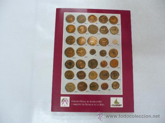 Catálogos y Libros de Monedas: LA MONEDA RIOJANA. CATALOGO GENERAL DE LA RIOJA. JESUS DEL PUEYO. TDK85 - Foto 2 - 39090800