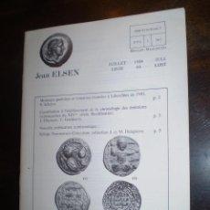 Catálogos y Libros de Monedas: CATALOGO NUMISMATICO DE LA MONEDA GRIEGA HASTA MONEDAS S XIX. Lote 39311892