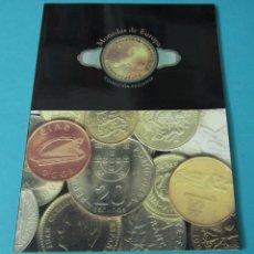 Catálogos y Libros de Monedas: MONEDAS DE EUROPA. FALTAN LAS REPRODUCCIONES DE LAS MONEDAS. Lote 40227220
