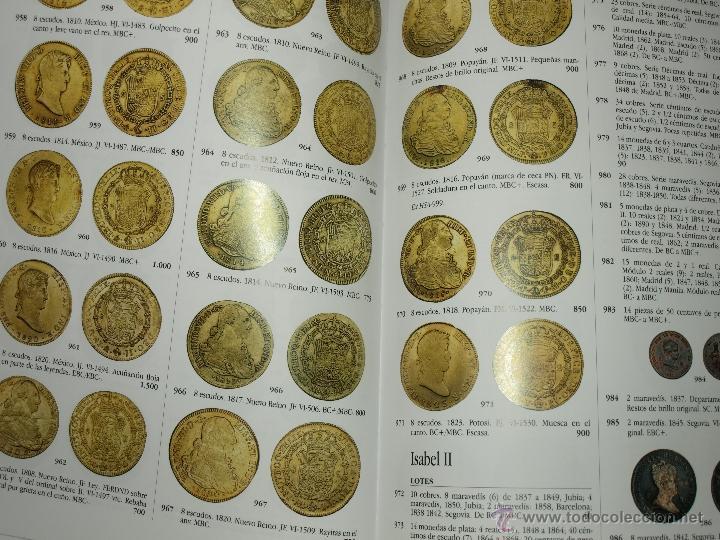 Catálogos y Libros de Monedas: CATLOGO SUBASTA NUMISMATICA JESUS VICO. SUBASTA Nº 136. 7 NOVIEMBRE 2013. TAPA DURA. 160 PAG. - Foto 4 - 40479702