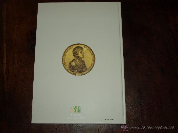 Catálogos y Libros de Monedas: CATLOGO SUBASTA NUMISMATICA JESUS VICO. SUBASTA Nº 136. 7 NOVIEMBRE 2013. TAPA DURA. 160 PAG. - Foto 5 - 40479702