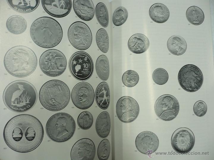 Catálogos y Libros de Monedas: 71 SUBASTA NUMISMATICA LAVIN. BILBAO. 23 DE FEBRERO DE 2013. TDK163 - Foto 2 - 41047473
